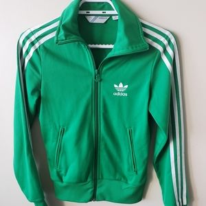Adidas Zip Up Size XS
